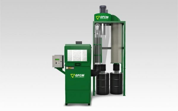 Green Filter Cleaning Machine has many benefits for cleaning benefits